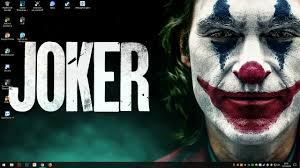 Live Wallpaper Joker 2019