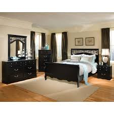 American Standard Bedroom Furniture Contemporary On Intended For Black Set  Home Design Ideas 9