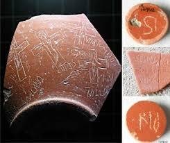 Resultado de imagen de Falsa arqueologia de Iruña Veleia