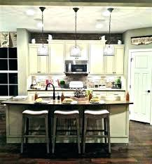kitchen 8 foot kitchen island with seating pendant lights bench ft long