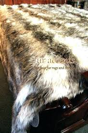 fur blanket king size faux blankets medium of intriguing grey real