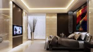 Modern Minimalist Bedroom Design Warm Lighting Design Modern Minimalist Bedroom Interior Design