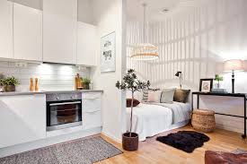 How To Decorate One Bedroom Apartment Inspiration 48 Stylish Design Ideas For Your Studio Flat The LuxPad