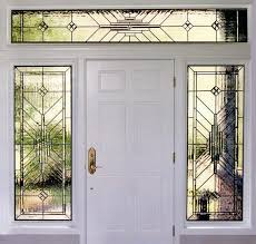 entryway stained glass front entry doors custom leaded entryways