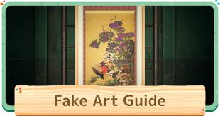 fake art vs real art guide paintings