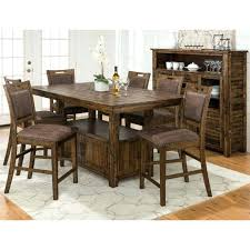 storage dining tables oak kitchen island cart trolley storage pertaining to dining table with drawers katalog