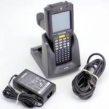 motorola scanner. symbol motorola mc3190-gl4h04e0a bluetooth barcode scanner w/ windows ce 6.0