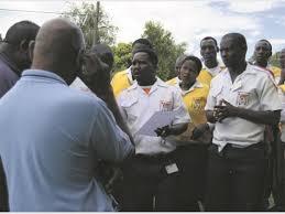 Hospital Security Guard Hospital Security Guards Back To Work Vryheid Herald