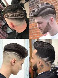 New Hair Cut Design For Man 35 Awesome Design Haircuts For Men Haircut Designs