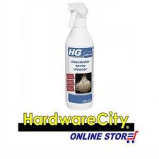 hg chandelier spray cleaner 500ml hg167