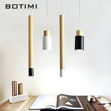 unusual pendant lighting. Unusual Pendant Lighting Designer Lights Wooden Dining Light Modern  Hanging Lamp White Black Kitchen . S