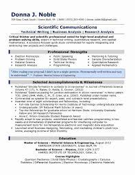 Free Resume Templates Libreoffice Unique Resume Template Generator