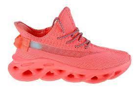 Art 700 Neon Luftpolster Turnschuhe Schuhe Sneaker Sportschuhe Damen