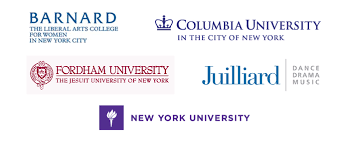 the arts capital of the world tour columbia undergraduate admissions barnard college columbia university fordham university the juilliard school new york university
