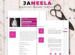 Beautiful Cv Template Word 65 Resume Templates For Microsoft Word Best Of 2019