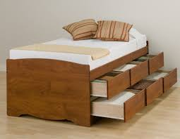 OK, here is one case where size really matters. Beds are usually bought  based on the general rule of thumb that it must be the biggest bed you can  fit in ...