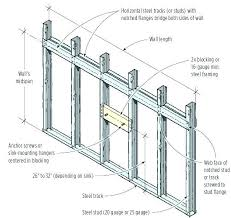 metal framing details. Light Gauge Steel Framing Details Framesite Co Metal Framing Details