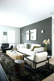 dark gray accent wall living room lights decor intended for grey ideas