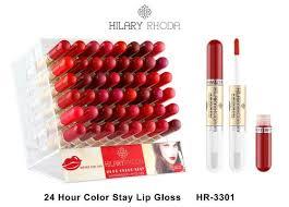 hilary rhoda lipgloss hr 3301 2 in 1