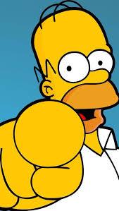 A série é uma paródia satírica do estilo de vida da classe média dos estados unidos, simbolizada pela família protagonista. Papel De Parede Os Simpsons Para Celular Papel De Parede