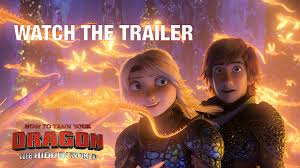 how to train your dragon the world trailer