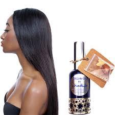 argan oil for black hair