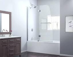 bathtub glass door best aqua tub door frosted glass bathtub door tub within glass door for bathtub glass door