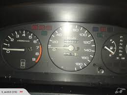 diy honda civic 92 95 jdm door open gauge cluster indicator typical jdm civic 4dr eg sedan gauge cluster door open indicator note this cluster is from a 4wd eh1 rtx sedan cool