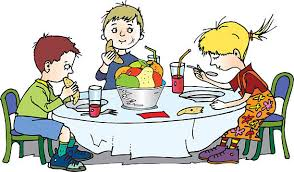 school lunch table. Kids At School Lunch Table Clip Art, Vector Images \u0026 Illustrations