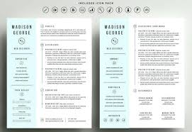 Resume Templates Word Mac Inspiration Resume Template For Mac Resume Template Professional Creative