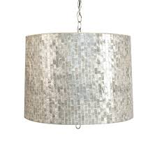 full size of pendant lights ornamental mother of pearl light drum shade shell chandeliers with chain