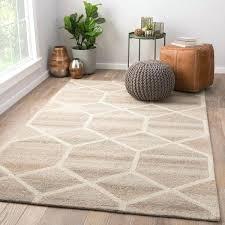 grey cream handmade geometric area rug rugs tulsa large