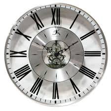 Kitchen Wall Clocks Modern Appealing Modern Wall Clock Pics Ideas Tikspor Modern Designer