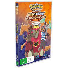 Pokemon - Season 22 (Sun & Moon Ultra Legends) Collection 2