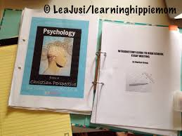 high school writing and psychology sisters homeschool  7sistershomeschool ebooks