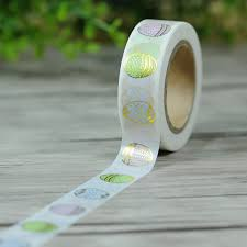 Best Masking Tape For Decorating 10000 New 100x Easter Egg Themed Hot Stamping Japanese Washi Tape 50