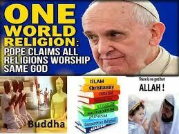 Image result for oneworld religion