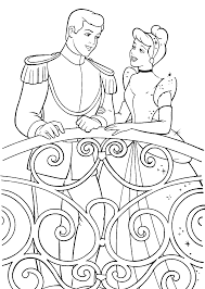 Small Picture Disney Coloring Pages Cinderella Coloring Pages