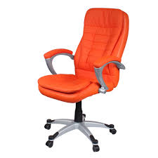 interior orange office chairs elegant choose a beautiful bright chair for your home here pertaining