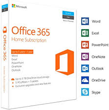 Microsoft Office 365 Pricing Microsoft Office 365 Home 5 Devices 1 Year Pc Mac Box