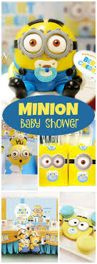 Minion Party Best 20 Minion Baby Shower Ideas On Pinterest Minion Cup