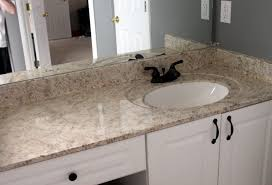 Selecting And Get the Best Collection Bathroom Countertop: How to ...