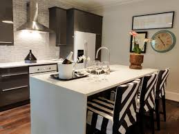 Home Floor And Kitchens Countertops For Small Kitchens Pictures Ideas From Hgtv Hgtv