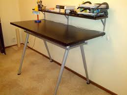 ikea galant standing desk. Modren Galant Ikea Galant Standing Desk Intended K