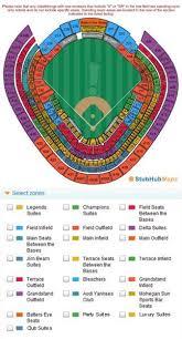 Yankee Stadium Legends Seating Chart Veracious Legends Of Summer Yankee Stadium Seating Chart