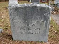 Estella Briggs Riggs (1878-1938) - Find A Grave Memorial