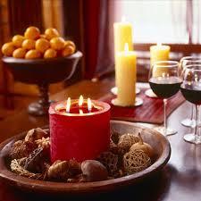 Velas e flores são combinações infalíveis em qualquer festa de casamento. 29 Ideias Para Decorar A Sua Mesa De Natal Com Velas Casa Com Br