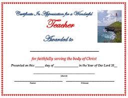 Vbs Certificate Template Church Certificates