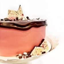 Chocolate Peppermint Cake Cake by Courtney