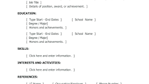 Resume Samples Entry Level Examples Of Skills On Example And Free Enchanting Basic Skills For Resume